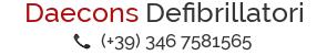 Daecons Defibrillatori